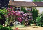 Location vacances Beuvardes - House with 2 bedrooms in La Croix sur Ourcq with enclosed garden and Wifi-1