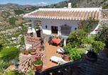 Location vacances Frigiliana - Casa Ana, Fantásticas vistas al pueblo, el mar y la montaña-3