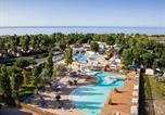 Camping avec Piscine couverte / chauffée Portiragnes - Camping Méditerranée Plage-1