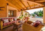Location vacances Inca - Inca Villa Sleeps 8 Pool Air Con Wifi-2