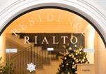 Hôtel Province de Trieste - Residence Rialto-1