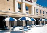 Hôtel Stockton - Hampton Inn & Suites Lathrop-3