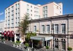 Hôtel Aguascalientes - Hotel Francia Aguascalientes-2
