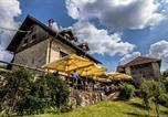 Location vacances Villa Santina - Villa Genziana-1