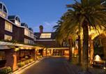 Hôtel Palo Alto - Stanford Park Hotel-2