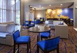 Hôtel Overland Park - Courtyard Kansas City Overland Park / Convention Center-4