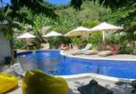 Villages vacances Manggis - Aura Villa & Spa Amed Bali-4