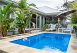 Location vacances Red Hill - Palm Beach Cottage-1