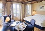 Hôtel Honfleur - L'Absinthe Hotel-4