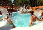Camping  Acceptant les animaux Collioure - Airotel Camping Les Galets-3