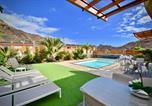 Location vacances Mogán - Villa Diana with private swimming pool in Tauro-3