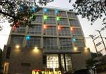 Hôtel Myanmar - Hotel Ba Thaung Monywa-1