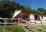 Camping avec Site nature Champagnac-le-Vieux - Camping La Bageasse-2