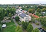 Hôtel Vierlinden - Haus am Spreebogen-1