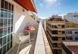 Location vacances  Province de Las Palmas - Open Terrace Free Bikes by Living Las Canteras-1