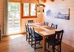 Location vacances Saas-Fee - 3-Schlafzimmer Chalet Eichhorn, Saas Fee 1800m-4