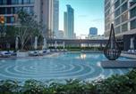 Hôtel Khlong Toei - Bangkok Marriott Marquis Queen's Park-4