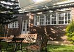 Hôtel Le jardin de Cendrillon - Le Lodge De Dos D'Âne-3