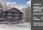 Hôtel Sankt Veit im Pongau - Almmonte Präclarum Suites Design Hotel Ski-In&Ski-Out-1