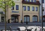 Location vacances Lübben (Spreewald) - Pension am Markt-1