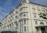 Location vacances  Pyrénées-Atlantiques - Appartement Privé Résidence Regina-1