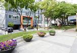 Location vacances  Corée du Sud - Good Morning Parktel Residence-2