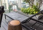 Location vacances Kuala Lumpur - The Est - Premium Studio Suite-2