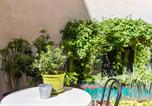 Location vacances Bordeaux - Studio with a courtyard in the city center-3