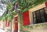 Hôtel La Roque-sur-Pernes - Hotel Les Remparts-3