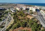 Location vacances  Alicante - Studio Agave-4