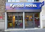 Hôtel Nantes - Kyriad Nantes Centre Graslin