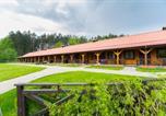 Hôtel Olsztyn - Ośrodek Wypoczynkowy Camping Tumiany-2