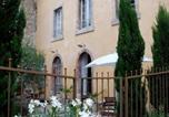 Hôtel Carcassonne - Gîtes & Maison d'Hôtes La Maison Vieille-1