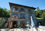 Location vacances  Province de Côme - Peaceful Villa in Trezzone with Lake View-3