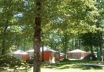 Camping avec Site nature Pont-de-Salars - Old Campéole Notre Dame d'Aures-2