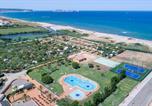 Camping avec Site nature Espagne - Camping Playa Brava-1