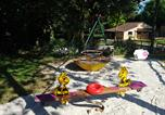 Camping avec Piscine Marcillac-Saint-Quentin - Camping le Pigeonnier-3