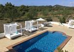Location vacances Santa Eulària des Riu - Can Balafi Ibiza-1