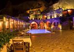 Hôtel Göreme - Local Cave House Hotel-4