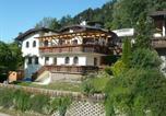 Location vacances Ramsau im Zillertal - Ferienwohnung Claudia Luxner-1