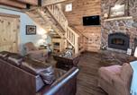 Location vacances Ruidoso - Clearwater Cabin, 3 bedrooms, Hot Tub, Near Town, Sleeps 10-3