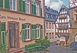 Location vacances Zeltingen-Rachtig - Zum Weissen Rössel B-3