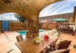 Location vacances Calonge - Holiday Home Can Silvia-4