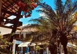 Hôtel Porto Seguro - Casa Blanca Park Hotel-3