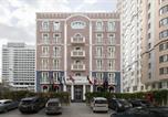 Hôtel Chişinău - Best Western Plus Flowers Hotel-1