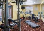 Hôtel Chesapeake - Comfort Inn & Suites Chesapeake-2