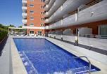 Hôtel Province de Tarragone - Les Dalies Apartamentos-1