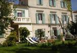 Hôtel Barbentane - Au Saint Roch - Hôtel et Jardin-3