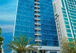 Hôtel Abou Dabi - Platinum Hotel Apartments-1