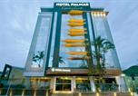 Hôtel Balneário Camboriú - Hotel Palmas Executivo-1
